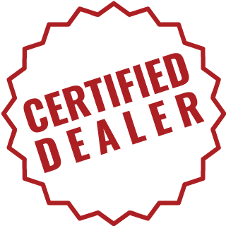 Canadian Welding Bureau Certified / Certified Dealer Seals